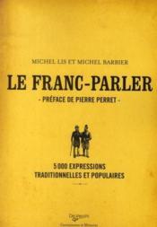 Le franc-parler - Couverture - Format classique