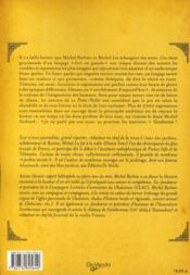 Le franc-parler - 4ème de couverture - Format classique