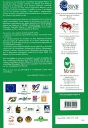 Revue Scientifique Bourgogne-Nature N.1 ; Les Chauves-Souris ; Plan Régional D'Actions ; Actes Des 2e Rencontres Chiroptères Grand Est (Edition 2006) - 4ème de couverture - Format classique