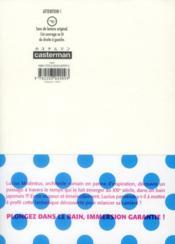 Thermae romae t.1 - 4ème de couverture - Format classique