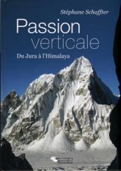 Passion verticale - Couverture - Format classique