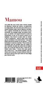 Mamou - 4ème de couverture - Format classique