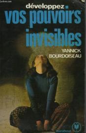 Developpez Vos Pouvoirs Invisibles - Couverture - Format classique