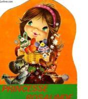 Princesse Rosalinde - Couverture - Format classique