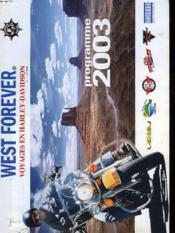 Voyages En Harley-Davidson - Couverture - Format classique