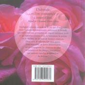 Deux mots de reflexion - petit recueil de citations - 4ème de couverture - Format classique