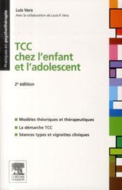 Tcc chez l'enfant et l'adolescent - Couverture - Format classique