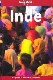 Inde ; 5e Edition - Intérieur - Format classique