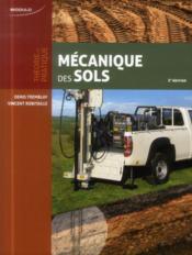 Mecanique des sols - Couverture - Format classique