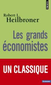 Les grands économistes - Couverture - Format classique