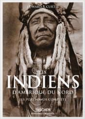 Les indiens d'Amerique du nord ; les portfolios complets - Couverture - Format classique
