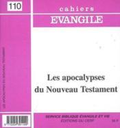 Cahiers evangile numero 110 les apocalypses du nouveau testament - Couverture - Format classique