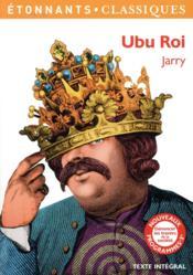 Ubu roi - Couverture - Format classique