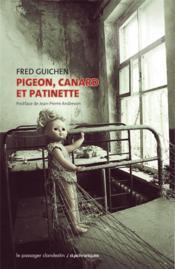 Pigeon, Canard et Patinette - Couverture - Format classique