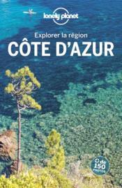 Explorer la région ; Côte d'Azur (2e édition) - Couverture - Format classique