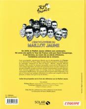L'encyclopédie du maillot jaune - 4ème de couverture - Format classique