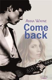 Come back - Couverture - Format classique