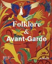 Folklore & avantgarde - Couverture - Format classique