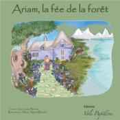 Ariam, fée de la forêt - Couverture - Format classique