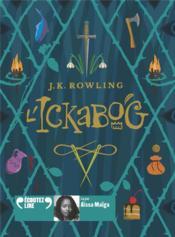 L'Ickabog - Couverture - Format classique