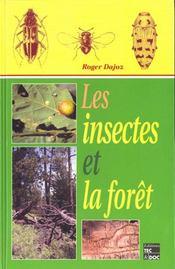 Les Insectes Et La Foret - Intérieur - Format classique