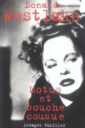 Motus Et Bouche Cousue - Intérieur - Format classique