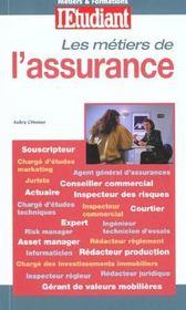 Métiers et formations l'assurance - Intérieur - Format classique