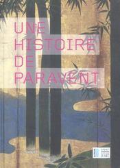 Histoire de paravent (une) - Intérieur - Format classique