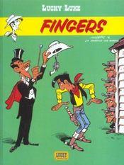 Lucky Luke T.52 ; Fingers - Intérieur - Format classique