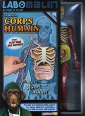 Explore le corps humain - Couverture - Format classique