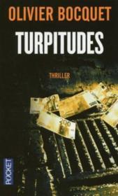 Turpitudes - Couverture - Format classique