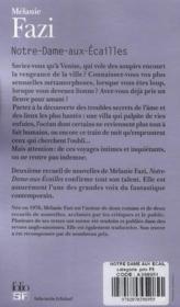Notre-Dame-aux-écailles - Couverture - Format classique