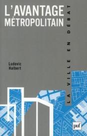 L'avantage métropolitain - Couverture - Format classique