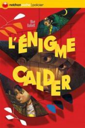 L'énigme Calder - Couverture - Format classique