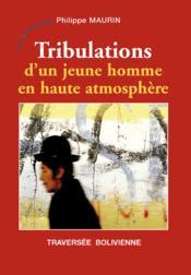 Tribulations d'un jeune homme en haute atmosphère - Couverture - Format classique