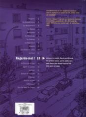 Tendre banlieue t.12 ; regarde-moi ! - 4ème de couverture - Format classique