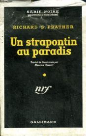 Un Strapontin Au Paradis. ( Case Of The Vanishing Beauty ). Collection : Serie Noire Avec Jaquette N° 105 - Couverture - Format classique