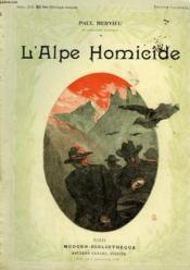 L'Alpe Homicide. Collection Modern Bibliotheque. - Couverture - Format classique