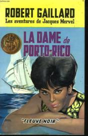 La Dame De Porto-Rico - Couverture - Format classique