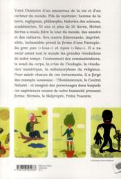 Pantopie ; de Hermès à Petite poucette - 4ème de couverture - Format classique