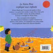 Notre Pere Explique Aux Enfants - 4ème de couverture - Format classique