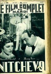 Le Film Complet Du Mardi N° 1946 - 16e Annee - Nitchevo - Couverture - Format classique