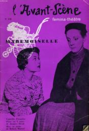 L'AVANT-SCENE - FEMINA-THEATRE N° 158 - MADEMOISELLE, pièce en 3 actes de JACQUES DEVAL - Couverture - Format classique