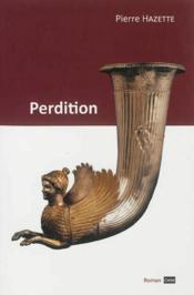 Perdition - Couverture - Format classique