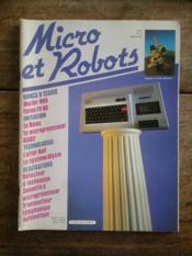 Revue MICRO ET ROBOTS N° 3 - Couverture - Format classique