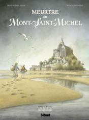 Meurtre au Mont-Saint-Michel - Couverture - Format classique