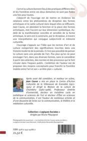 Formes artistiques et pratiques culturelles ; enjeux théoriques et politiques - 4ème de couverture - Format classique