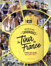 Chroniques du tour de France - Couverture - Format classique