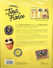 Chroniques du tour de France - 4ème de couverture - Format classique