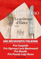 La goûteuse d'Hitler - Couverture - Format classique